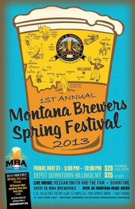 2013 MBA Billings Spring Brewfest